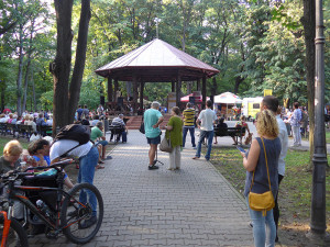 Parcul Kiseleff 26.08.2015
